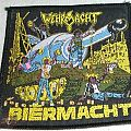 Patch - Wehrmacht - Biermacht Woven Patch