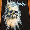 Sodom original vintage backpatch 1990