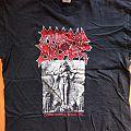 Morbid Angel - TShirt or Longsleeve - Formulas fatal to the flesh tour shirt