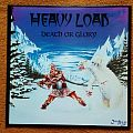 HEAVY LOAD - Death or Glory red LP 2013