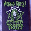 CELTIC FROST - Morbid Tales! book Other Collectable