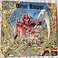 GRIM REAPER - Rock You to Hell original LP 1987