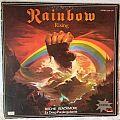 RAINBOW - Rising LP 1976 RTB Yugoslavia Tape / Vinyl / CD / Recording etc