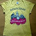 HOLOCAUST - Heavy Metal Mania yellow shirt