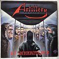 ARTILLERY - By Inheritance original LP 1990