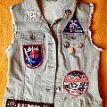 Grey vest Battle Jacket