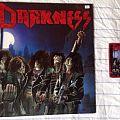 DARKNESS - Death Squad original LP 1987