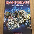 Iron Maiden 2016 calendar Other Collectable