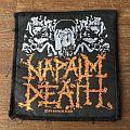 Napalm Death Scum patch