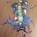 Sepultura promo cardboard tribal s Other Collectable