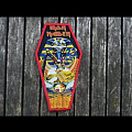 Iron maiden powerslave coffin patch
