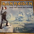 iron Maiden 3 lp boxset Onley the good die young (monsters of rock 1988) Tape / Vinyl / CD / Recording etc