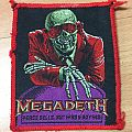 Megadeth - Patch - Megadeth peace sells