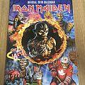 Iron Maiden 2018 calendar Other Collectable