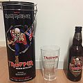 Iron Maiden Black Edition Embosed Trooper Tin Part 3 Other Collectable