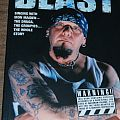 Iron Maiden Paul Dianno The Beast book (signed) Other Collectable