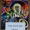 Iron Maiden 2002 Calendar Other Collectable