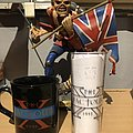 Iron maiden x factour long drink glass and mug Other Collectable