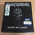 Iron Maiden Speed of Light Boxset (sealed) Other Collectable