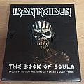 Iron Maiden Book of souls Australian Boxset (sealed) Other Collectable