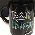 Iron Maiden Ed Hunter world tour coffee mug Other Collectable