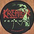 Kreator - Patch - Kreator Renewal Patch