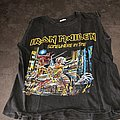 Iron Maiden - TShirt or Longsleeve - Iron Maiden -Somewhere in Time- Tourshirt