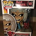 Iron Maiden Funko figure The number of the beast