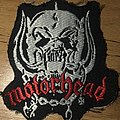 Motorhead Snaggletooth Shaped patch