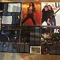 AC/DC Paper stuff Other Collectable