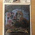 Helloween - Patch - Helloween patch pink bubbles go ape