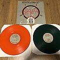 Slayer - Tape / Vinyl / CD / Recording etc - Slayer reign in pain couloured vinyl