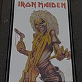 Iron Maiden - Other Collectable - Iron maiden mirror Killers