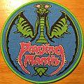 Praying Mantis - Patch - Praying Mantis patch (green border)