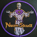 Num Skull - Ritually Abused patch