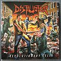 Distillator - Tape / Vinyl / CD / Recording etc - Distillator - Revolutionary Cells picture disc