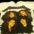 Metallica - TShirt or Longsleeve - Metallica Tour 1991