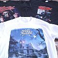 King Diamond Tour 1988 shirts