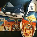 Iron Maiden Van's Powerslave sneakers  Other Collectable