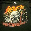 Slayer tour 1988 TShirt or Longsleeve