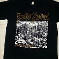"Bestial Warlust - TShirt or Longsleeve - Bestial Warlust(Aus) ""Blood And Valor"" TS NW XL"
