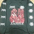 "Impiety / Surrender of Divinity ""Two majesties"" Longsleeve T-Shirt Altenate Cover"
