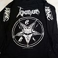 "Venom(Gbr) ""Black Hell"" Longsleeve T-shirt"