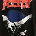 "Accept - TShirt or Longsleeve - Accept(GER) ""Objection Overruled - Japan Tour"" TS VG XL"