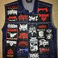 My vest 10/28/13 Battle Jacket