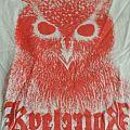 Kvelertak - Owl Shirt
