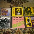 punk cd collection
