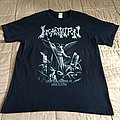 Incantation -  upon the throne of apocalypse shirt