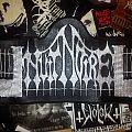 Nuit Noire - Patch - NUIT NOIRE official faux-leather back patch