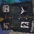 Napalm Death - Battle Jacket - My crust punk jacket